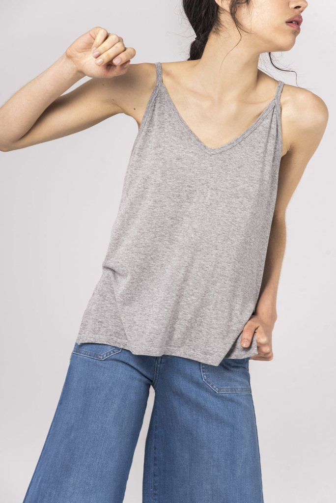 Musculosa Forest Gris Melange