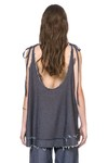 Musculosa Bar Denim - soifer