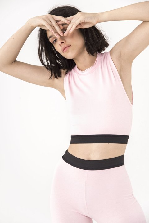 Crop Top Mara Rosa
