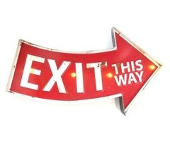 CARTEL LED EXIT