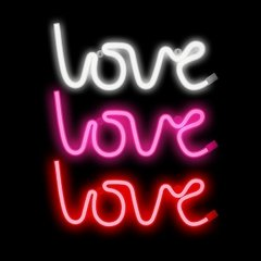 CARTEL NEON LOVE