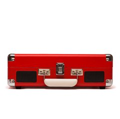 TOCADISCO SUITCASE CON BLUETOOTH (ROJO) - Oh My Love