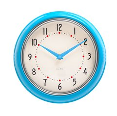 50'S RETRO CLOCK VINTAGE en internet