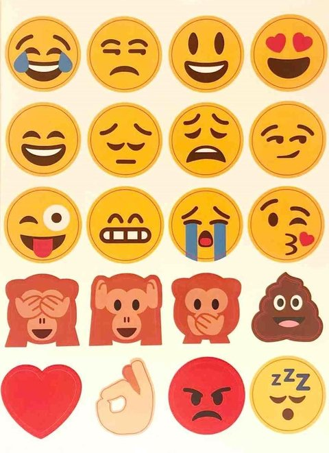 VINILO EMOTICONES