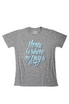 Camiseta - Home is where my dog is