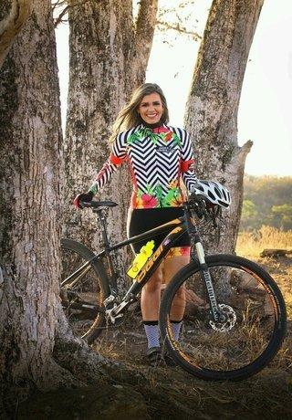 """Camisa Ciclismo """"Tropical"""""""