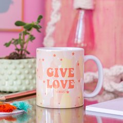 Taza Porcelana Give Love