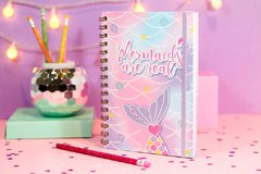 cuaderno a5 mermaid