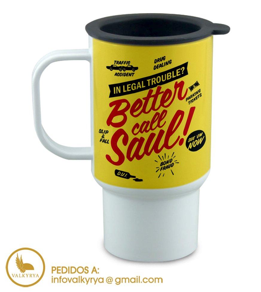 a8339f9b3d6fa Breaking Bad - Better Call Saul! - Valkyrya Productos