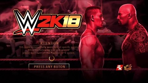 WWE 2k18 PS4 Digital PRIMARIO en internet