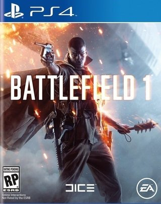 Battlefield 1 PS4 Digital SECUNDARIO