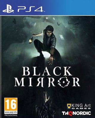 Black Mirror PlayStation 4 DIGITAL PRIMARIO - comprar online