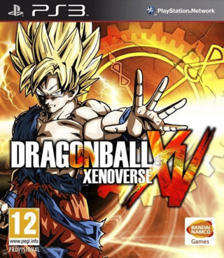 Dragon Ball Xenoverse PS3 Juego Digital