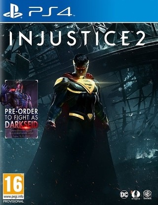 Injustice 2 PS4 Digital PRIMARIO