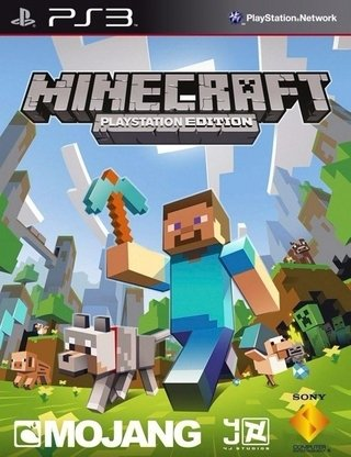 Minecraft PS3 Digital