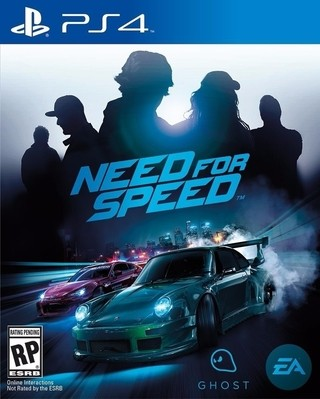 Need for Speed PS4 Digital SECUNDARIO