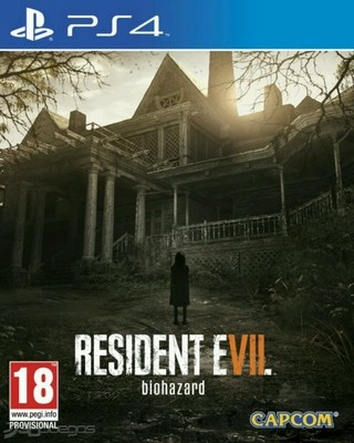 Resident Evil 7 PS4 Digital PRIMARIO