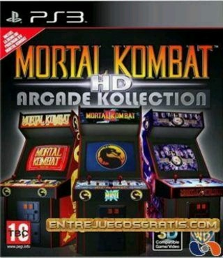 Mortal Kombat Arcade Collection PS3 Digital