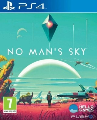 No man's Sky PS4 Digital PRIMARIO