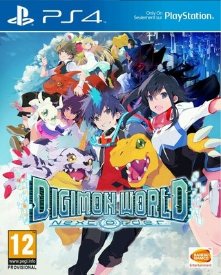 Digimon World: next order PS4 Digital PRIMARIO