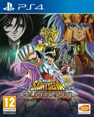 Saint Seiya Soldiers' Soul PS4 Digital SECUNDARIO
