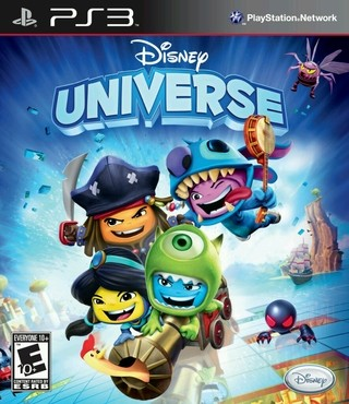 Disney Universe PS3 Digital