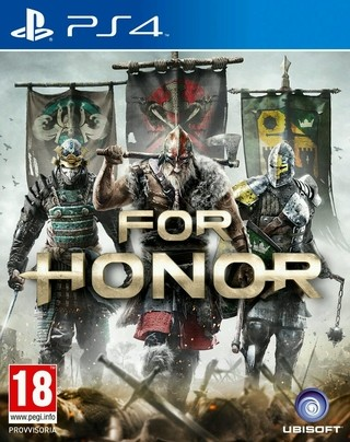 For Honor PS4 Digital PRIMARIO