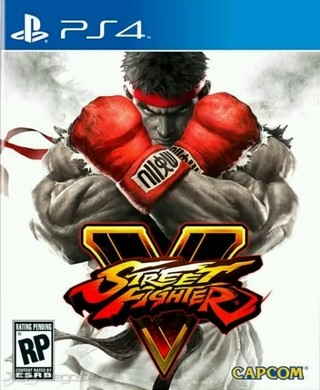 Street Fighter V PS4 Digital SECUNDARIO