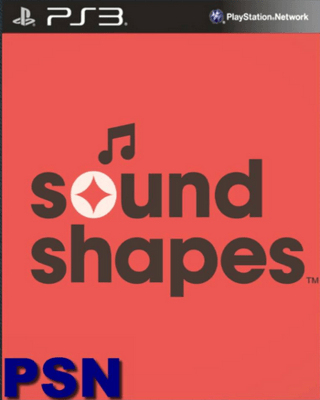 Sound Shapes PS3 Digital