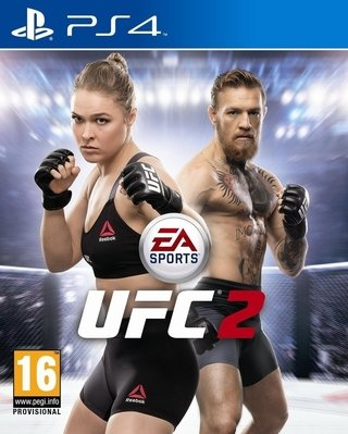 UFC 2 PS4 Digital Primario