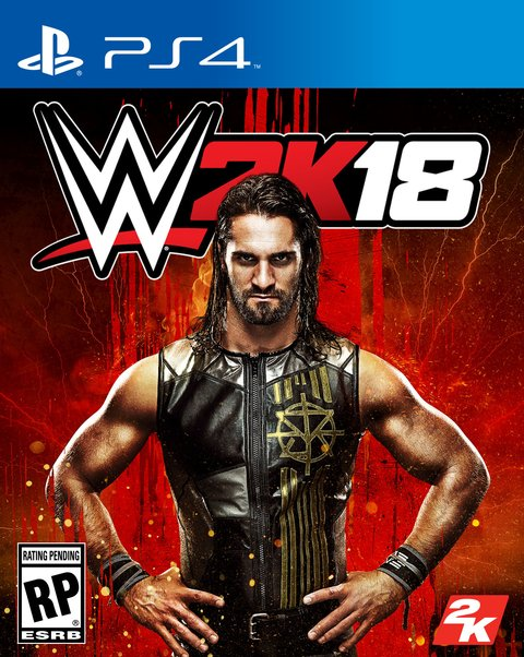 WWE 2k18 PS4 Digital PRIMARIO - comprar online