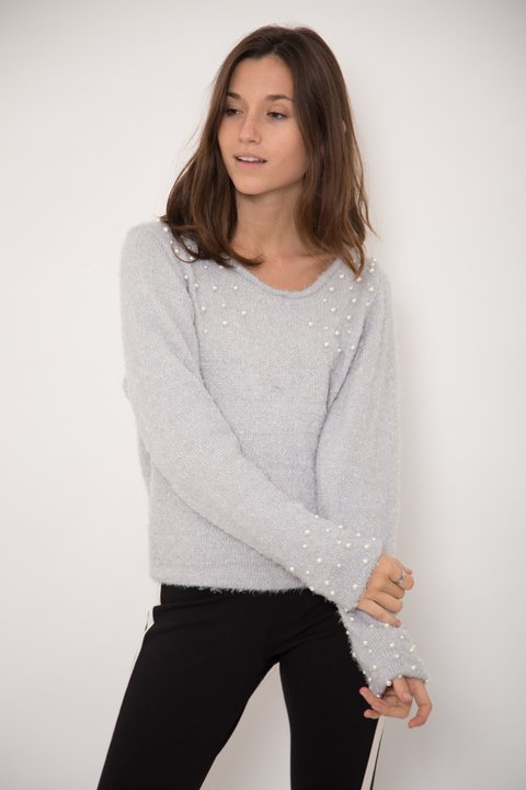 SWEATER LINZ PERLAS