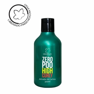 Ativador de Cachos - High Curly Zero Poo - 300ml