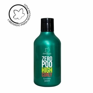 Co-wash - Zero Poo High Curly - 300ml