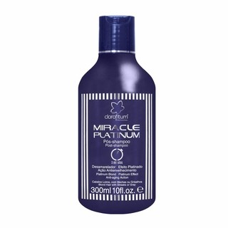 Pós-Shampoo Miracle Platinum - 300ml