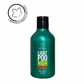 Shampoo - High Curly Light Poo - 300ml - comprar online