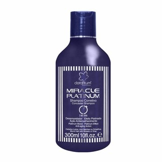Shampoo Corretivo - Miracle Platinum - 300ml