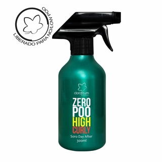 Soro Day Aftter - Zero Poo High Curly - 300ml