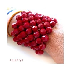 BRAZALETE SOFIA RED