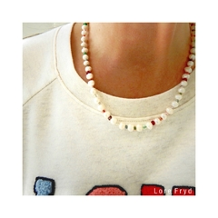 COLLAR PERLAS DE RIO COLORS