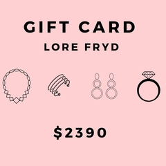 GIFT CARD $2390