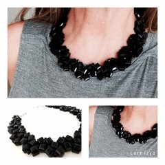 COLLAR BRUNA BLACK
