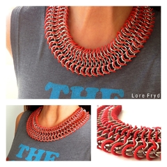 COLLAR ELOISA RED en internet
