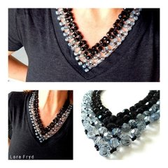 COLLAR MAURA BLACK