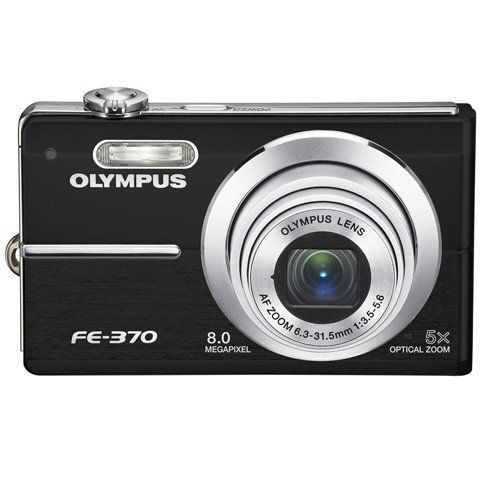 CAMARA DIGITAL OLYMPUS 8.0 MP Mod FE-370