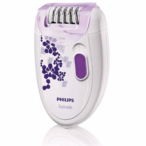 DEPILADORA PHILIPS Satinelle Body Mod HP640