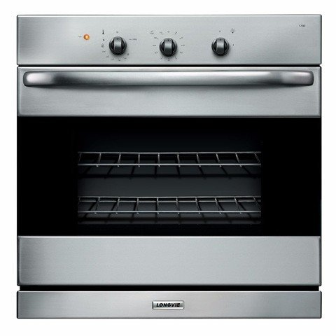 HORNO DE EMPOTAR LONGVIE a Gas Envasado color Blanco Mod H1700B
