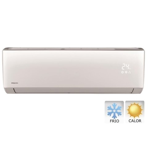 SPLIT FRIO CALOR 2500W PHILCO PHS25H17N