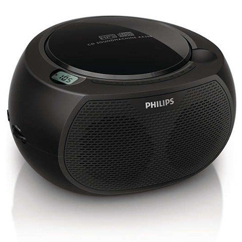 RADIO PHILIPS Con CD Mp3 Aux Mod ARG300-77