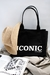 BOLSO ICONIC (BLACK)